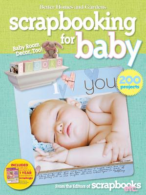 Better Homes and Gardens Scrapbooking for Baby - Better Homes and Gardens