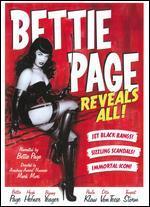 Bettie Page Reveals All - Mark Mori