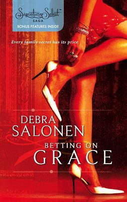 Betting on Grace - Salonen, Debra