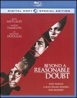 Beyond a Reasonable Doubt [2 Discs] [Blu-ray]