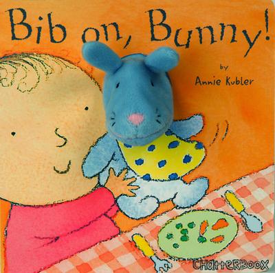 Bib on, Bunny! -
