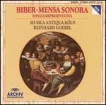Biber: Mensa Sonora; Sonata Representativa