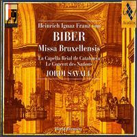 Biber: Missa Bruxellenis - Le Concert des Nations; La Capella Reial de Catalunya (choir, chorus)