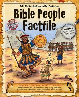 Bible People Factfile - Martin, Peter