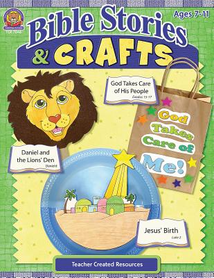 Bible Stories and Crafts - Tucker, Mary