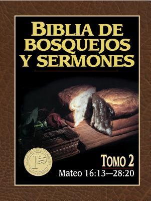Biblia de Bosquejos y Sermones-RV 1960-Mateo V02 16-28 - Antonimo