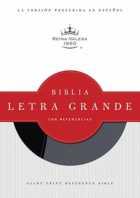 Biblia Letra Grande Con Referencias-Rvr 1960 - Broadman & Holman Publishers (Creator)