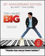Big [25th Anniversary Edition] [2 Discs] [Blu-ray/DVD]