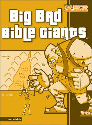 Big Bad Bible Giants - Strauss, Ed