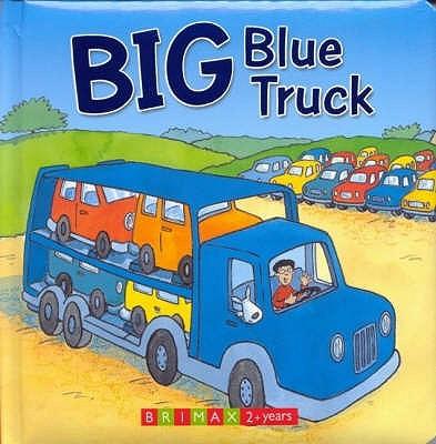 Big Blue Truck -