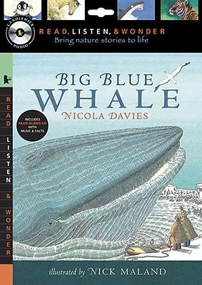 Big Blue Whale - Davies, Nicola