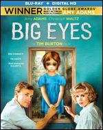 Big Eyes [Includes Digital Copy] [Blu-ray] - Tim Burton