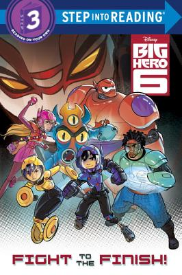 Big Hero 6: Fight to the Finish! - Scollon, Bill