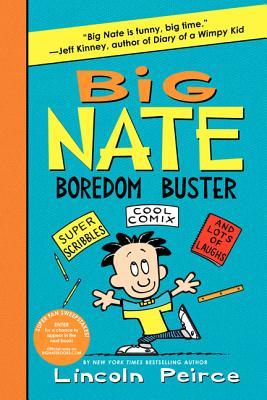 Big Nate Boredom Buster - Peirce, Lincoln