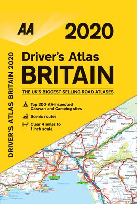 Big Road Atlas Britain 2020 - Aa Publishing