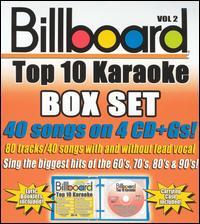 Billboard Top 10 Karaoke, Vol. 2 - Karaoke