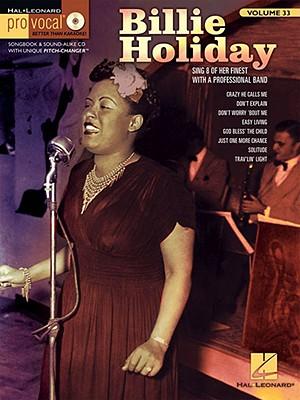 Billie Holiday - Hal Leonard Publishing Corporation (Creator)
