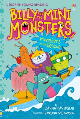 Billy and the Mini Monsters - Monsters to the Rescue - Davidson, Zanna