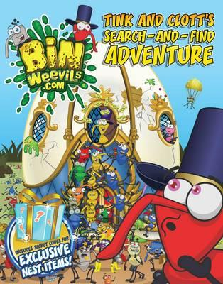 Bin Weevils: Tink and Clott's Search and Find Adventure - Woolley, Steph