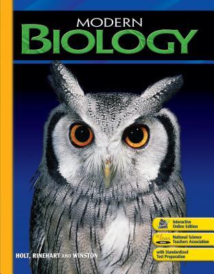 Biol VID Labs/Lab Man W/ANS Mod Biol 200 - Holt Rinehart & Winston