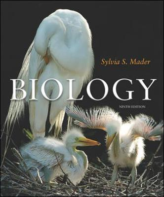 Biology W/Aris Bind in Card - Mader, Sylvia S
