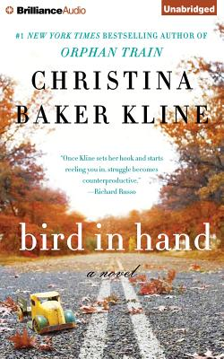 Bird in Hand - Baker Kline, Christina, and Larkin, Alison (Read by)