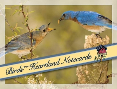 Birds of the Heartland Notecards - Tekiela, Stan (Photographer)