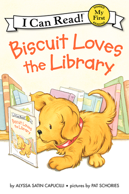 Biscuit Loves the Library - Capucilli, Alyssa Satin