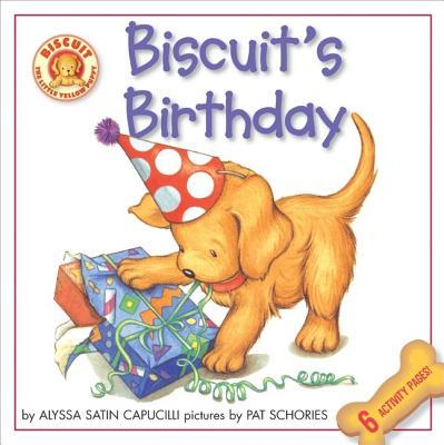 Biscuit's Birthday - Capucilli, Alyssa Satin