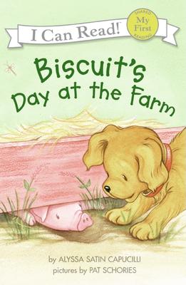 Biscuit's Day at the Farm - Capucilli, Alyssa Satin