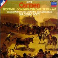 Bizet: Carmen [1975 Recording] - Balvina de Courcelles (vocals); Jacques Loreau (vocals); Jane Berbié (vocals); José van Dam (vocals);...