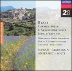 Bizet: Carmen Suite; L'Arlésienne Suite; Jeux d'Enfants