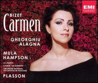 Bizet: Carmen - Angela Gheorghiu (vocals); Anne Gotkovski (vocals); Christophe Vivies (bassoon); David Minetti (clarinet);...