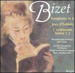 Bizet: Symphony in C; Jeux d'Enfants; L'Arlésienne Suites 1, 2