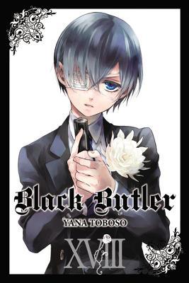 Black Butler, Vol. 18 - Toboso, Yana (Creator)