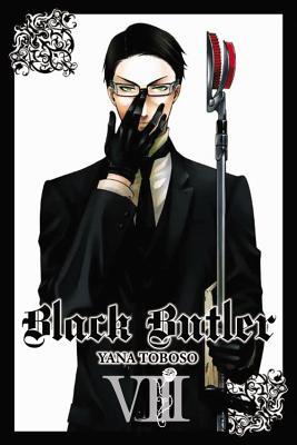 Black Butler, Vol. 8 - Toboso, Yana (Creator)
