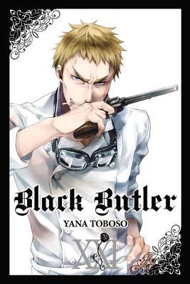 Black Butler, Volume 21 - Toboso, Yana