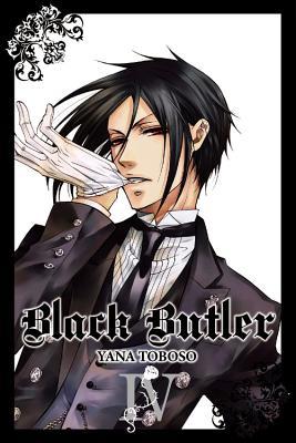 Black Butler, Volume 4 - Toboso, Yana