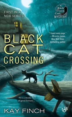 Black Cat Crossing - Finch, Kay