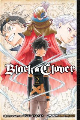 Black Clover, Vol. 2 - Tabata, Yuki