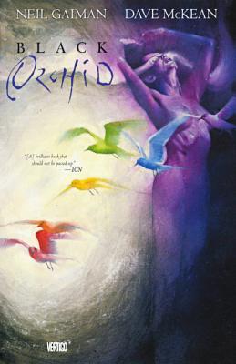 Black Orchid - Gaiman, Neil