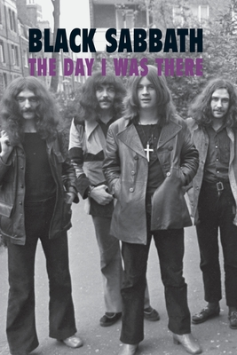 Black Sabbath - The Day I Was There - Houghton, Richard