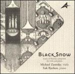 Black Snow: Music by Russian Composers for Viola and Piano