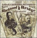 Blackwood & Bridge: Cello Sonatas