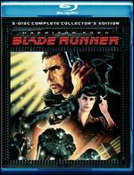 Blade Runner [Blu-ray] [5 Discs] [Complete Collector's Edition]