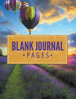Blank Journal Pages - Publishing LLC, Speedy