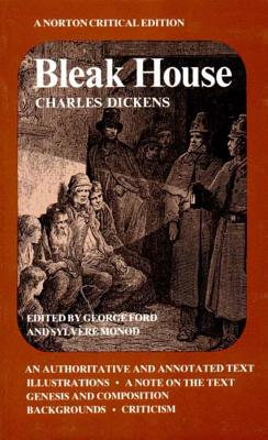 Bleak House - Dickens, Charles, and Monod, Sylvere (Editor), and Ford, George Harry (Editor)