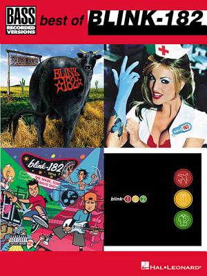 Blink 182 - Best of...Bass Recorded Versions: Guitar Tab -