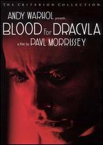 Blood for Dracula [Criterion Collection]