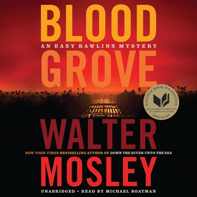 Blood Grove - Mosley, Walter, and Boatman, Michael (Read by)